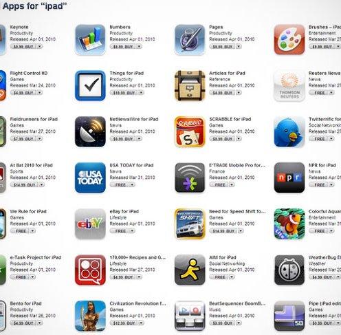 Apple одобрила уже более 1 млн