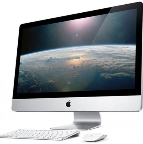 Apple iMac 21.5 MC508RS/A вид