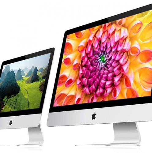 Обновленный моноблок Apple
