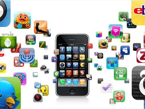 IPhone 5s приложения
