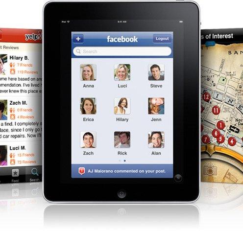 Программы для iPad Apple 3G