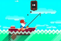 RidiculousFishing игра для iPhone