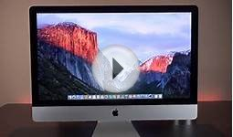 "Apple iMac 27"" 5K Retina Display: Unboxing - Awesome Stuff"