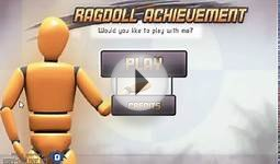 Игра Ragdoll Achievement в фейсбук